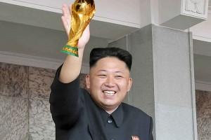 NortH Korea win world cup