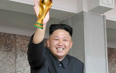 NortH Korea win world cup