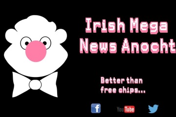 Irish mega news anocht