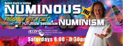 Robert Coyle is feeling Numinous @ Accents Café @ Accents Lounge, Stephen Green lower.  | Dublin | Dublin | Ireland