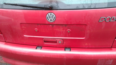 Removes the reg plates